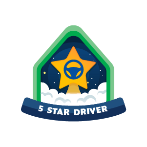 5 star Driver